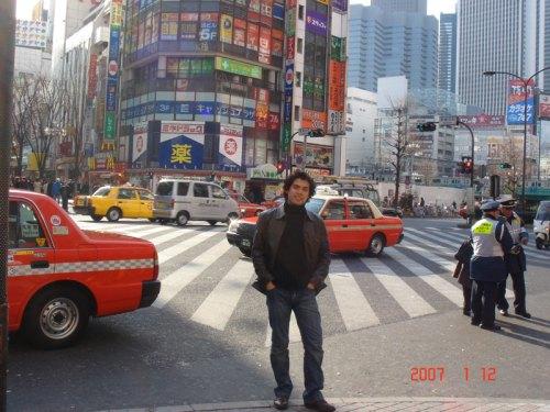 ShigueS em Tokyo